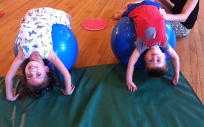 WHAT DO TED TALKS, SIR KEN ROBINSON AND CREATIVE KIDS YOGA HAVE IN COMMON?